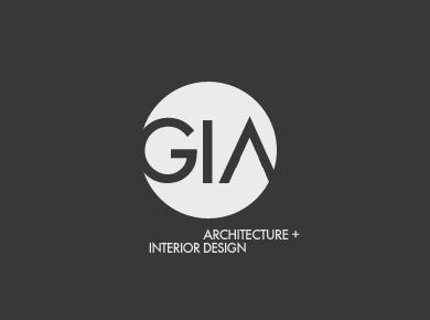 GIA logo black