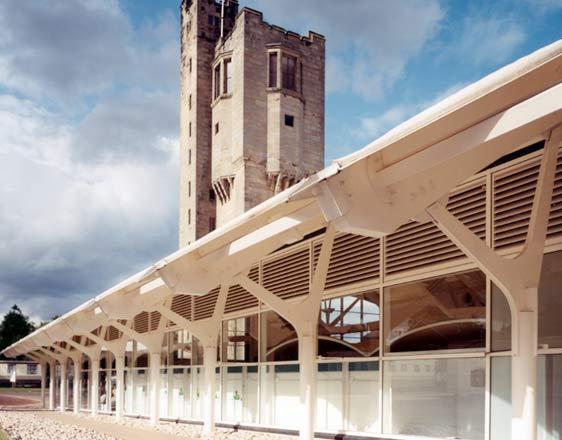 Architecture - Haggerston tower
