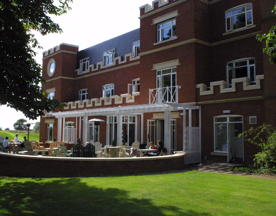 Architecture - Ragdale Hall