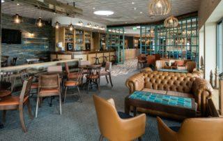 Lounge Bar Design seating