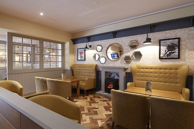 Inverness Bar Design seating