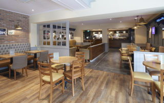 Inverness Bar Design Flooring
