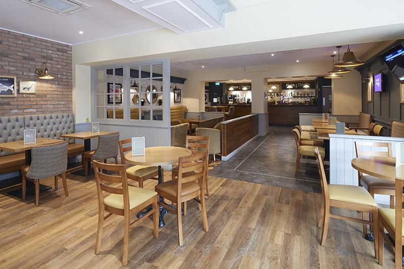 Inverness Bar Design Flooring
