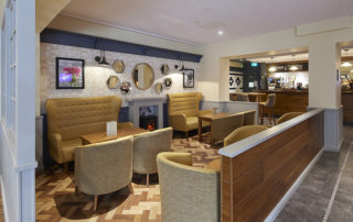 Inverness bar design lounge