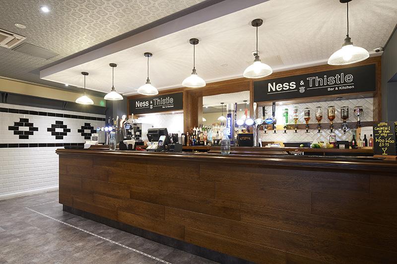 Inverness Bar Design